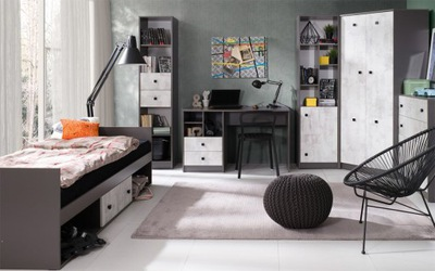 Мебель Noka - комплект детской мебели Моми.