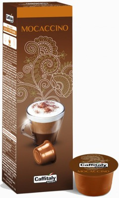 капсулы ??? Cafissimo Caffitaly Mocaccino 10 штук
