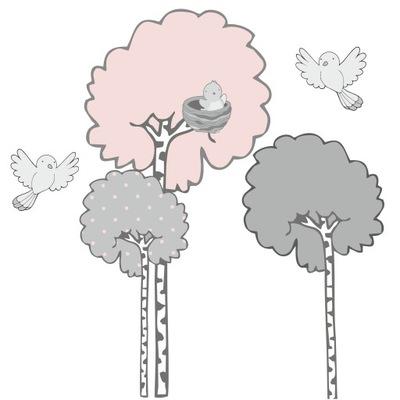 samolepky na stromček pre deti z7036 200