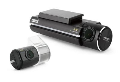 VIDEO ВИДЕОРЕГИСТРАТОР IROAD X9 FHD РЕЖИМ PARKING +128GB