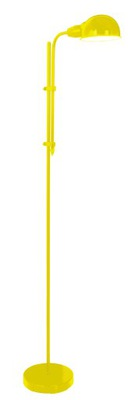 lampy Retro JOZEFA 2043915 Žltý Kov