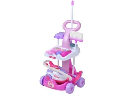 Wózek Do Sprzątania Dla Dzieci Odkurzacz Akcesoria
