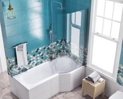 Sprchové dvere - Vynikajúci PARAWAN je batéria BE SPOT 160x80
