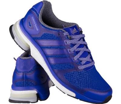 Buty sportowe, Adidas Adistar boost W chill, czarny, rozmiar 38