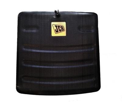 Гриль Перед JCB 3CX, 4CX замок +логотип ЗАМ 335/08180