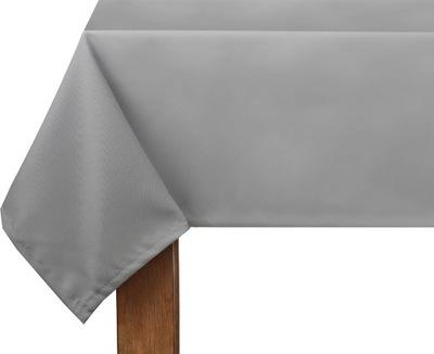 СКАТЕРТЬ МАТОВЫЙ гладкий 140x240 крупный ПРОТЕКТОР НА стол