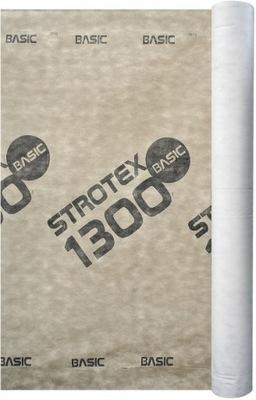Membrány pre strechy Základné Strotex 1,5 mx 50 MB