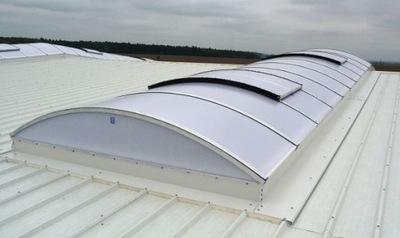 Świetlik dachowy dachowe remonty świetliki
