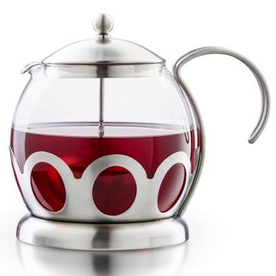 Kanvica na kávu - Zaparzacz,dzbanek do herbaty 1,5l, Schott-Duran!!!