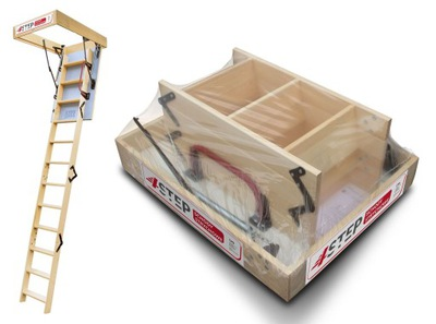 podkrovných 4STEP: 32mm ENERGIE, 90x70cm 70x90
