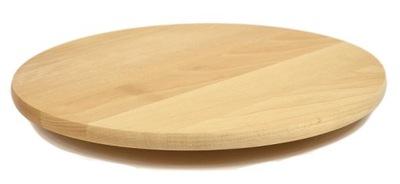 Вращения доска Лотка Дерево ??? Тесто для Пиццы 35 см.