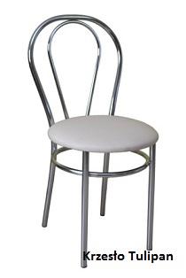 Krzesło Krzesła Kuchenne Metalowe Do Kuchni