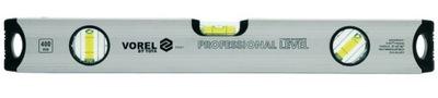 Laserový merač - Hliník na lieh 80 cm 3 injekčné liekovky VOREL
