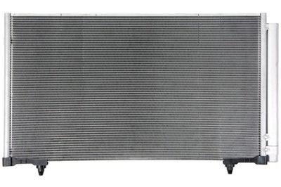 СИЕННА 2011-2017 радиатор КОНДИЦИОНЕРА конденсатор