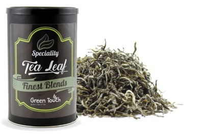 Green Touch Tea чай белая Белый Дауни 50g