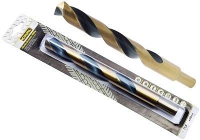 Vrtáky - Vŕtačka kovová NWKa COVAL GOLD / BLACK HSS 18,0mm