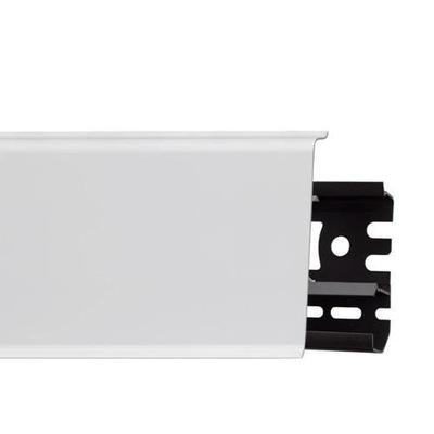 ARBITON INDO Планка напольного типа Белый мат 70мм