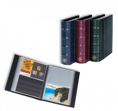 Leuchtturm - Альбом для 200 почтовых карточек, конвертов первого ДНЯ