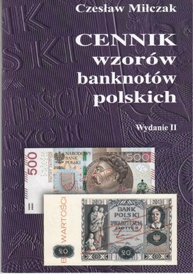 Прайс-лист ОБРАЗЦОВ банкнот польских ed II - Miłczak