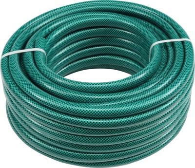 Záhradné hadice 50m 3/4 palca 3-vrstvový