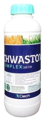 Chwastox Complex 260 EW 1л сорняки газоны площадки