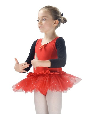 sukienka do baletu BALET TUTU body SK403   5-6lat