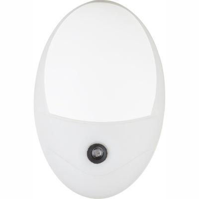 Stolové lampy - Svietidlá - Svietidlá - Stolové lampy - Lampka nocna Chaser biała LED GLOBO 31934W