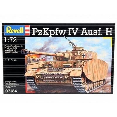 Revell 03184 - Танк Средний PzKpfw. IV Ausf.Ч 1 /72