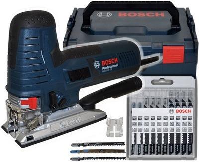 ЭЛЕКТРОЛОБЗИК 800 ВТ GST 160 CE Bosch L -BOXX + 13 BRZES