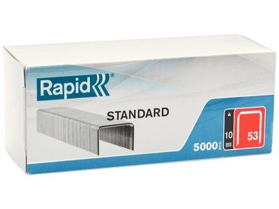 Zszywki Nr 53 Standard 10mm Rapid 53/10 - 5000 szt