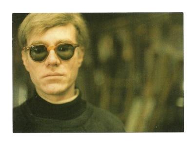 Открытка - Энди Уорхол / Портрет мрачной ...
