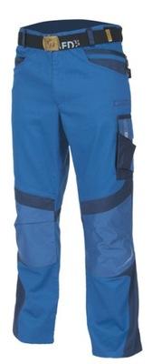 Pracovné nohavice do Pásu, Ochranné ALDANSKOM R8ED+ R. 52