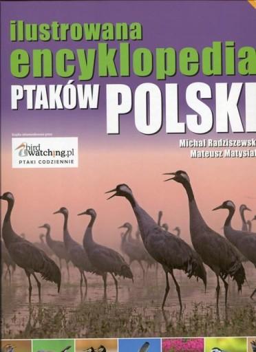 Ilustrowana encyklopedia ptaków Polski