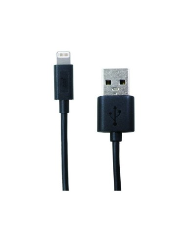 Kabel Lightning - USB PQI czarny, Lightning cable