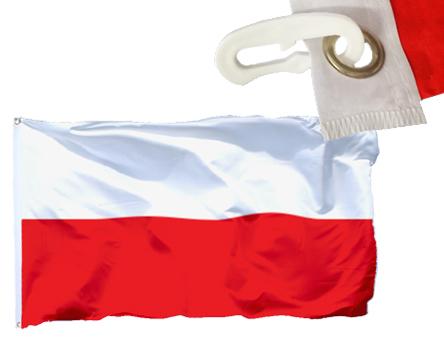 Flaga Polska 150x90 Cm Flagi Polski Karabinczyki 5159457191 Allegro Pl