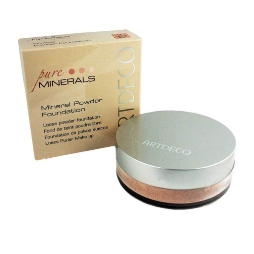 ARTDECO Mineral Powder Foundation puder sypki nr 2 7209944440