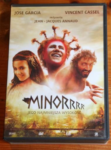 MINORRRR   DVD