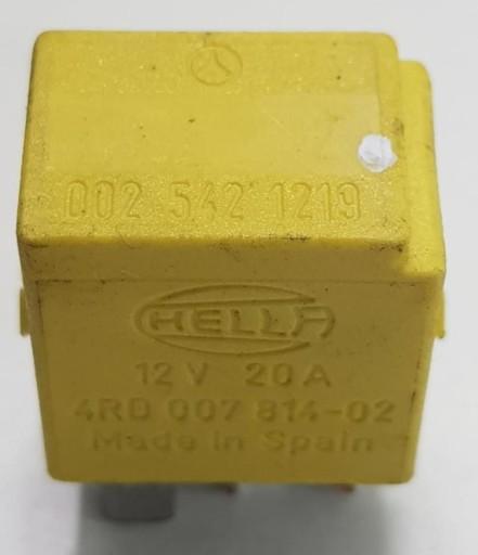 RELAY MERCEDES W203 3.2 V6 0025421219