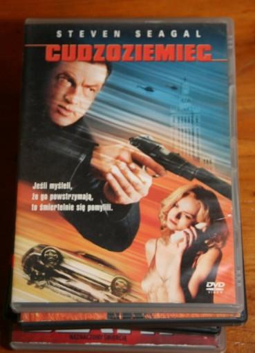 CUDZOZIEMIEC   DVD