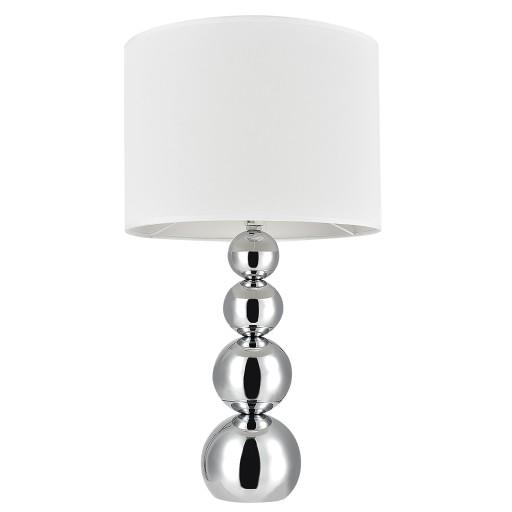ładna lampy nocnedo salonu