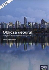Oblicza geografii  podręcznik+atlas podstawowy Wwa