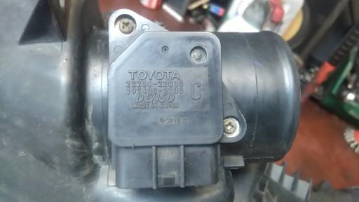 Toyota Rav 4 2.0 Vvti przepływomierz
