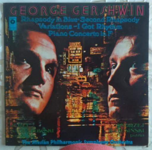 GEORGE GERSHWIN - RHAPSODY IN BLUE (2 LP)