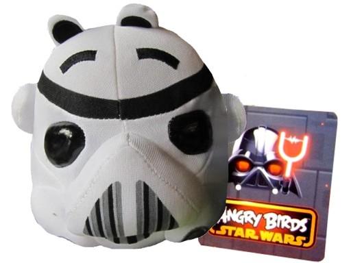Angry Birds Star Wars Stormtrooper Ptak Maskotka 9003061978 Allegro Pl