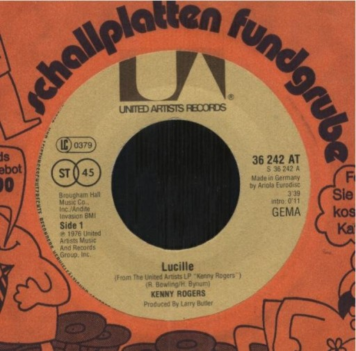 KENNY ROGERS - LUCILLE - TILL I GET IT RIGHT