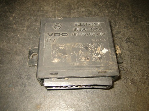 SSANG YONG MUSSO 96-05 CONTROLLER THE BLOCK IMMO