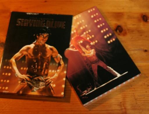STAYING ALIVE      DVD   WERSJA KOLEKCJONERSKA