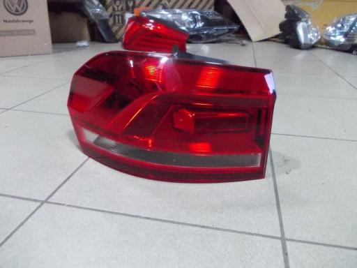 TOURAN 5T III 5TA945095 lampa tylna tył lewa
