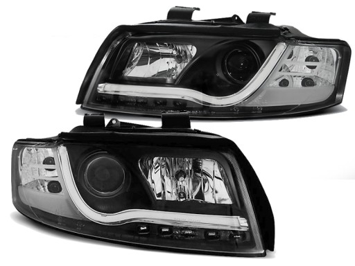 Lampy Reflektory Audi A4 B6 00 04 Light Bar Led