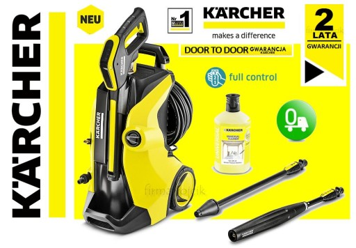 myjka karcher k5 premium full control chemi k4 k7. Black Bedroom Furniture Sets. Home Design Ideas